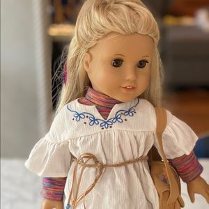American Girl Doll Julie Albright LOT